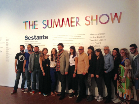 The Summer Show, Fondazione Fotografia, Foro Boario, Modena, Sestante