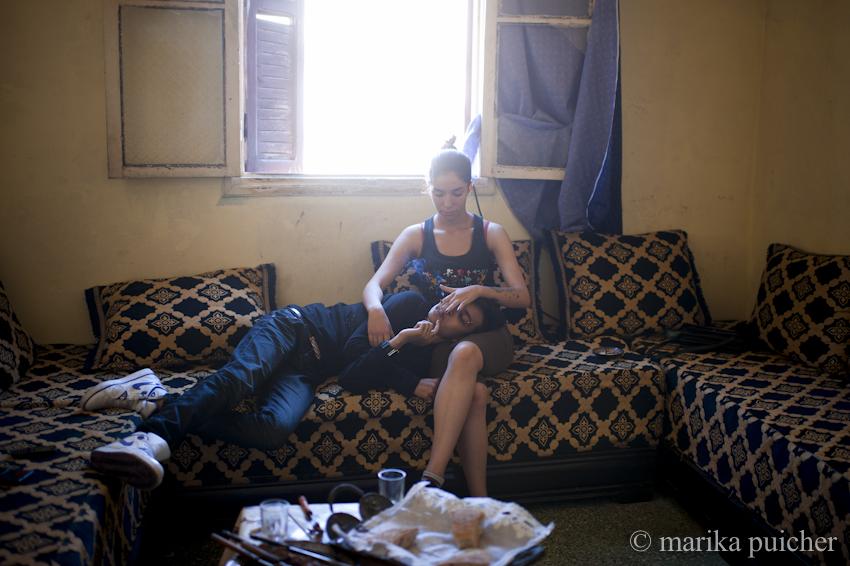 Puicher, LGBTQ, lesbica, Marocco