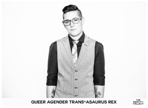 The Identity Project, Deragon, Queer, LGBTQ