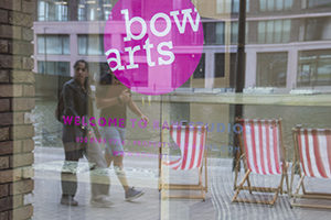 Bow Arts, Royal Albert Wharf, studios,