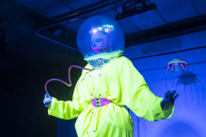 Deep Trash, Cuntemporary, London, club night, queer, art, Giulia Casalini, Diana Georgiou, Amy Statik