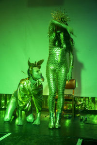 Deep Trash, Cuntemporary, London, club night, queer, art, Giulia Casalini, Diana Georgiou, Elena Poka