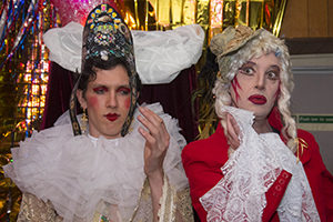 Deep Trash, royal, london, live art, queer, cuntemporary, bethnal green, Giualia Casalini, Diana Georgiou, house of bent