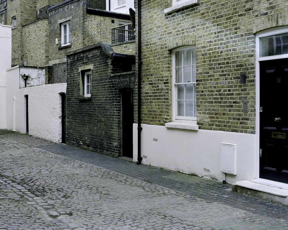 Francis Bacon, London. South Kensigton