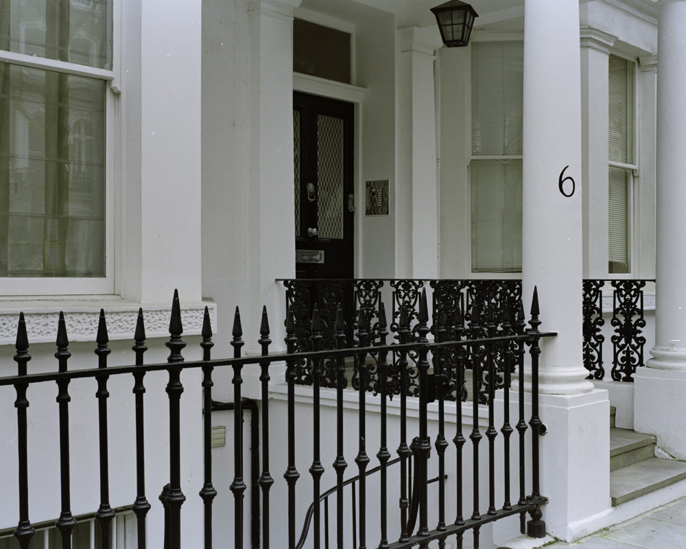 Francis Bacon, London, South Kensington