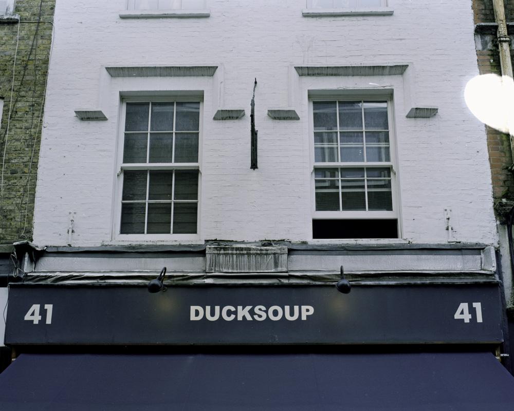 Francis Bacon, London, Soho